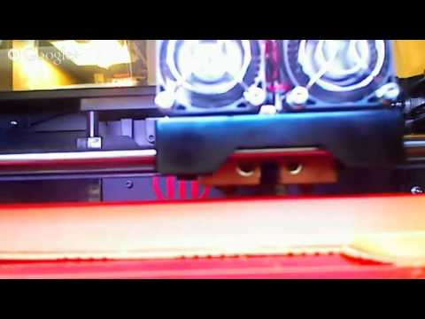 3D Printing Daily - Mac Mini Vertical Stand