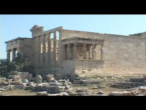The Acropolis of Athens and the Panathenaic Stadium