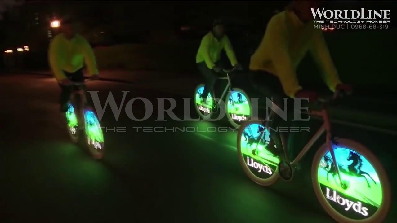 WorldLine Technology | HoloBike Roadshow
