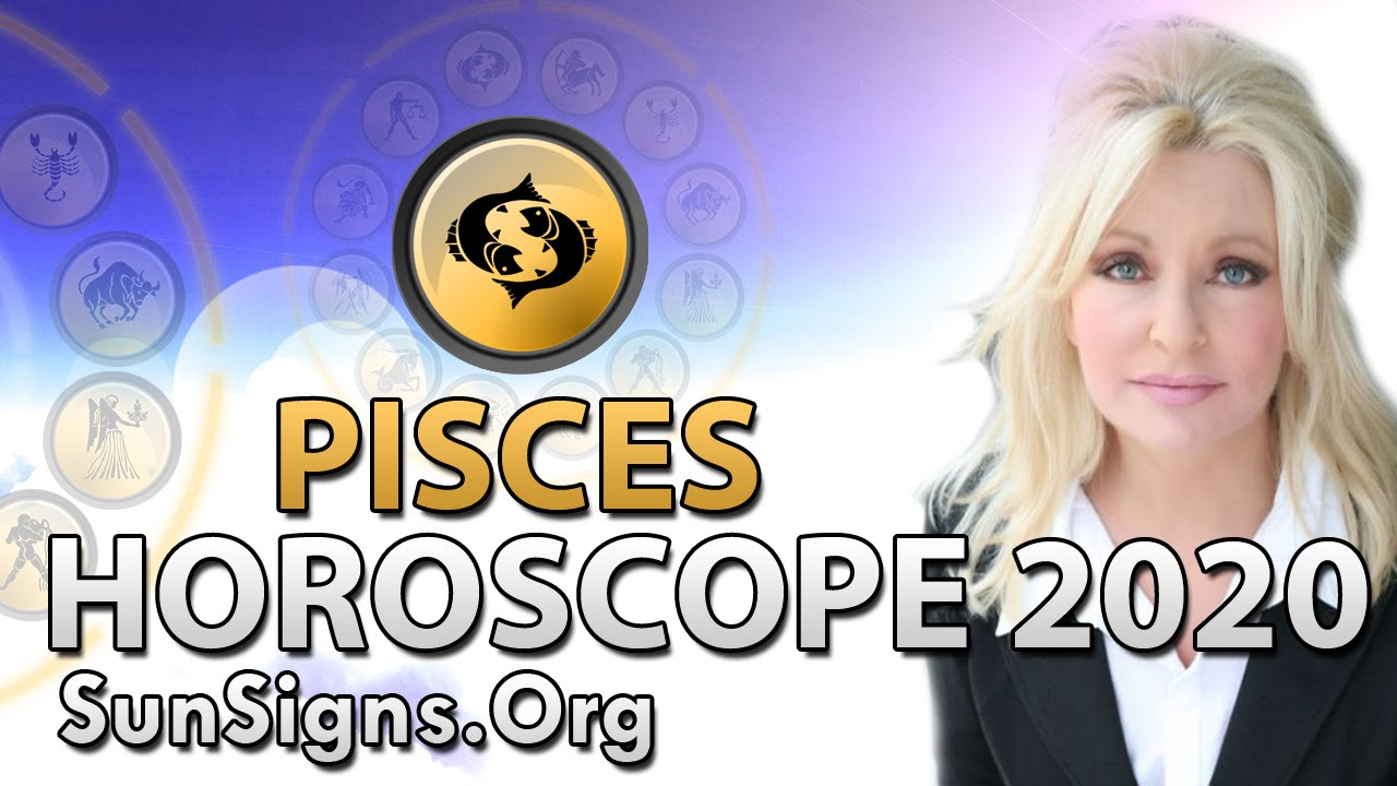 Health according to Pisces Horoscope 2020