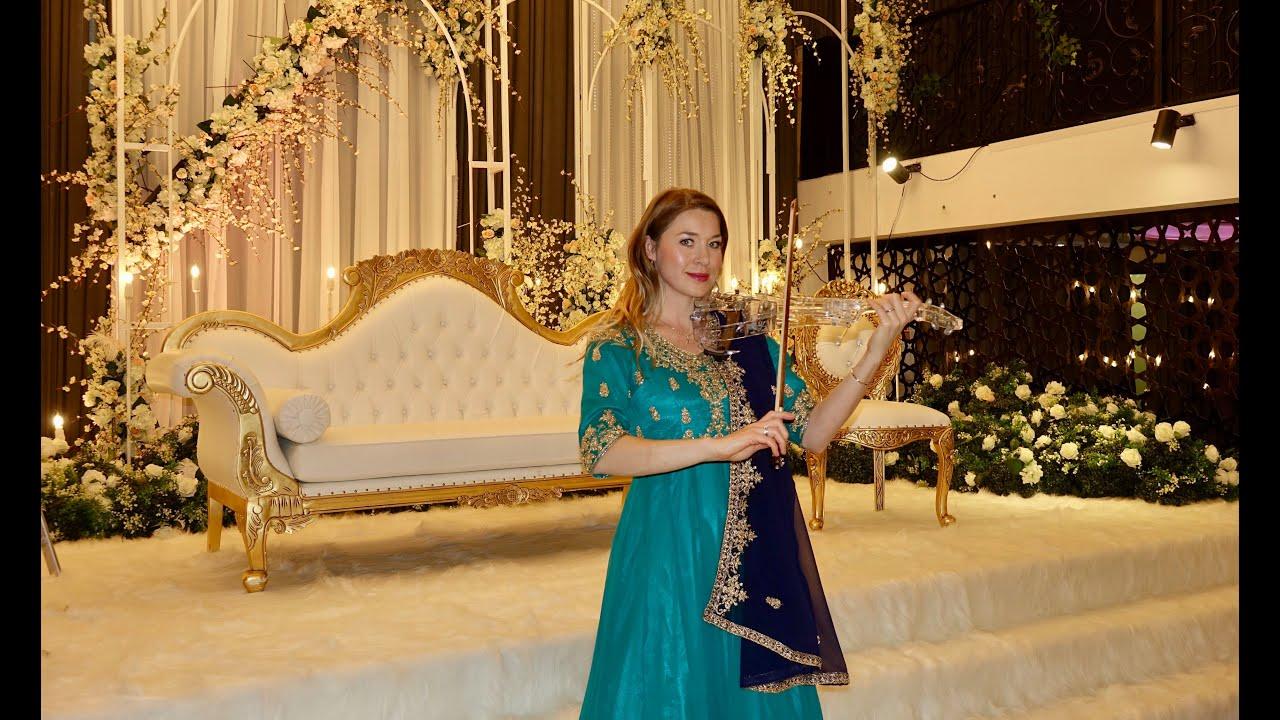 Kate Chruscicka - Live Bollywood Violin