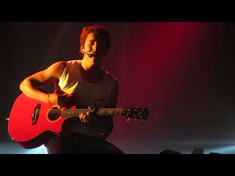Austin Mahone - Shadow/All I Ever Need (Live at Le Bataclan)