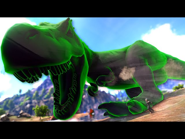 I Spent 4 MONTHS looking for THIS ONE DINOSAUR to TAME!   ARK O-MEGA Modded #107