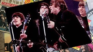 ♫ the beatles at the new musical express annual poll winners all star concert 1966 photos