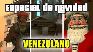 GTA San Andreas Loquendo Especial de Navidad venezolano por Vigilantes15