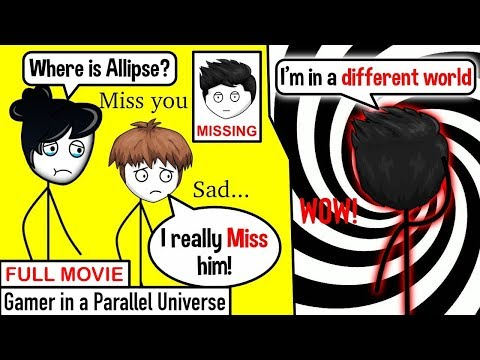When a Gamer Goes to Parallel World   Full Movie