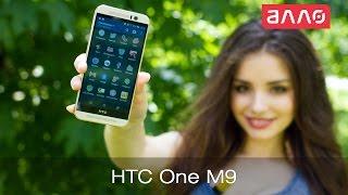 Видео-обзор смартфона HTC One M9