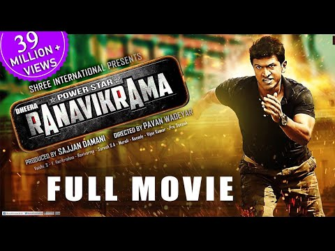 RANAVIKRAMA Full  Movie in HD Hindi dubbed...