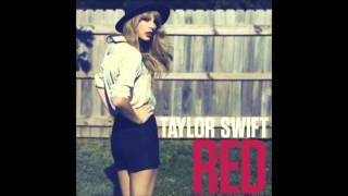 Taylor Swift RED Audio HQ