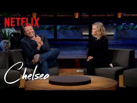 Blake Shelton on Gwen Stefani | Chelsea | Netflix