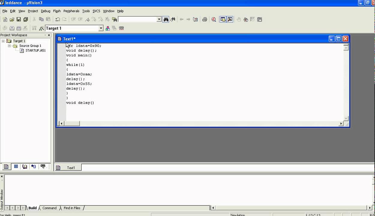 Keil Compiler Pdf