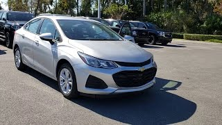2019 Chevrolet Cruze New Smyrna Beach, Port Orange, Edgewater, Daytona Beach, Deland, FL 7131561