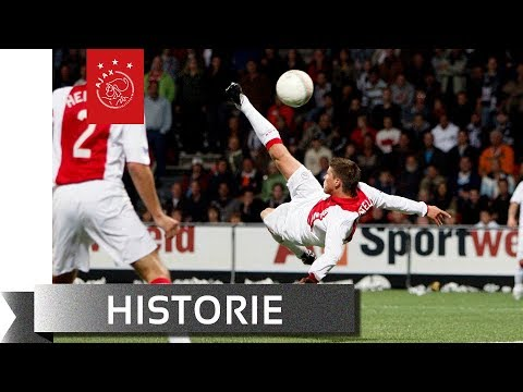 Schitterende Ajax-goals op bezoek bij Heracles