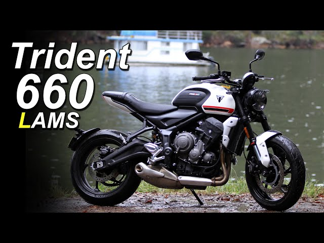 2021 Triumph Trident 660 LAMS Review - Motorcycle Test