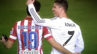 Real Madrid vs Atlético Madrid 1-2 13/09/2014 - Promo HD