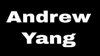 Will The Freedom Dividend Cause Inflation - Andrew Yang's Own Words