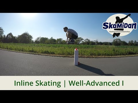 Inline skating advanced I tutorials – The most detailed tutorials on the internet