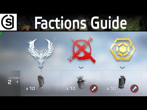 Shattered Skies: Faction Leveling, Shop, Location Guide