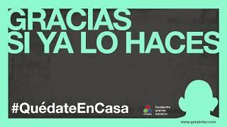 #QuédateEnCasa Fundación Aceves Navarro