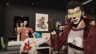 No More Heroes | Dolphin Emulator 4.0.2 [1080p HD] | Nintendo Wii