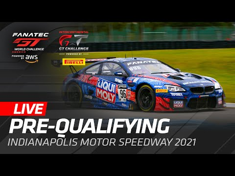 PRE-QUALIFYING   INDY 8 HOUR   IGTC AND GT WORLD CHALLENGE AMERICA - INDIANAPOLIS 2021