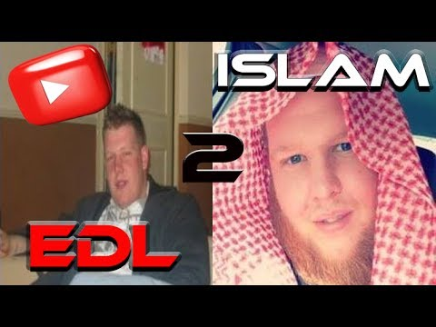 FROM EDL/BRITAIN FIRST TO ISLAM !!! 👆  (Isa Tells His Story To Muhammad Tawheed)