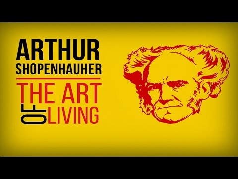 ARTHUR SCHOPENHAUER .The art of living. Epic Quotes.