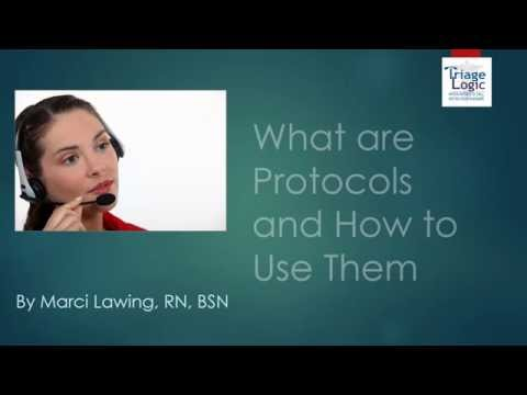 Nurse Triage: What are Protocols and How to Use Them