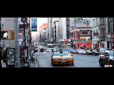 On my way to work...  Broadway Manhattan NYC