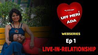 Episode 1 | Uff Meri Ada | Marathi Web Series | CafeMarathi