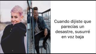Lisa Cimorelli x Tyler Ward - Perfect (Cover) [Letra en español - Lyrics in spanish]