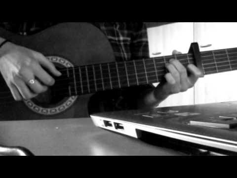 Sil baştan - Sebnem Ferah (Gitar cover by Burcu Keskin)