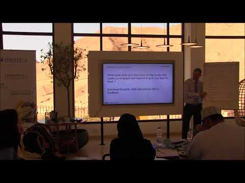 You know the secret of super performance already ! - Muscat Complete Leader Masterclass