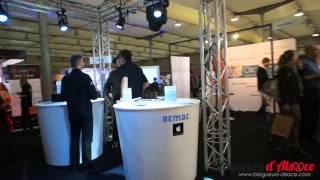 Dans les travées du Salon des Nouvelles Technologies & Entrepreneurs 2013