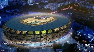 World Cup Russia 2018 - Beautiful Stadiums.Стадионы России 2018[HD]
