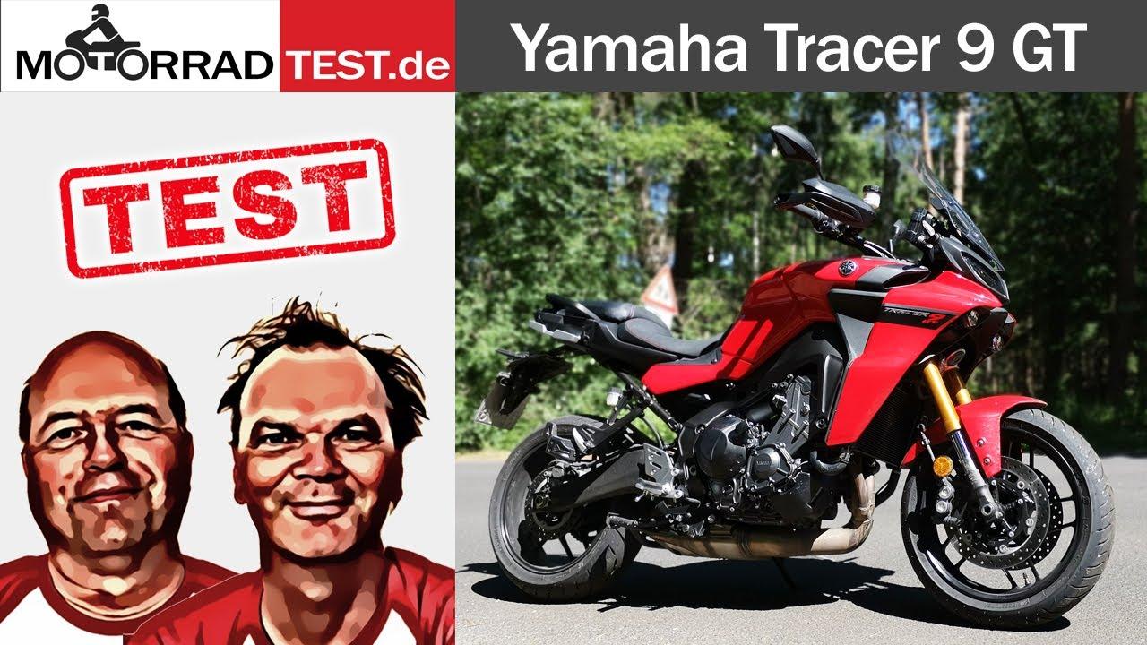 Yamaha Tracer 9 GT | Test des neuen Cross-Over Bikes aus Japan