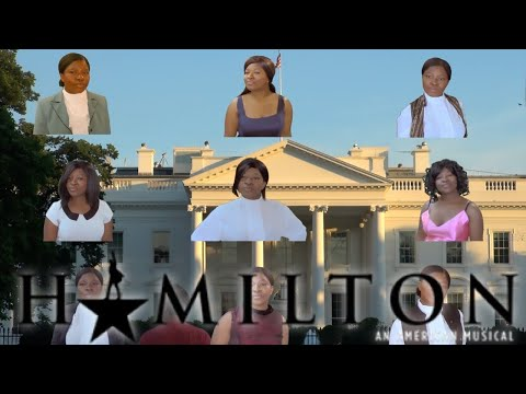 Alexander Hamilton - Sierra Nelson Cover | Hamilton