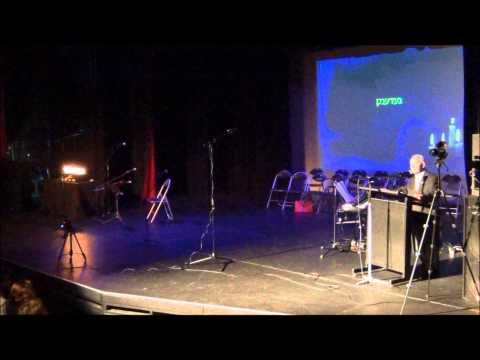 Testimony Abram Goldberg (Warsaw Ghetto Uprising Commemoration 2014)