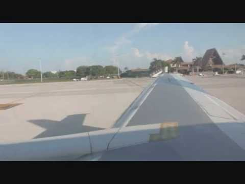 Cayman Airways KX102 to Miami, FL October 16th 2012