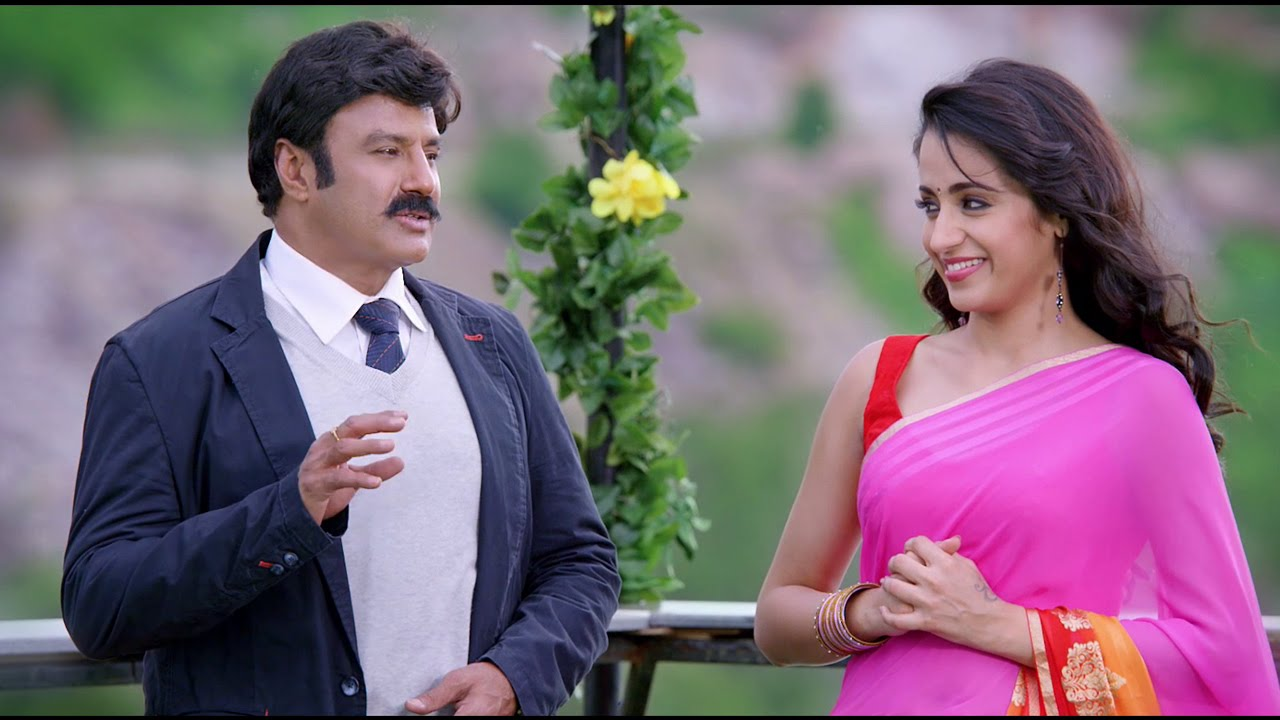 Trisha joins with 58-Year-Old Actor in a Political entertainer