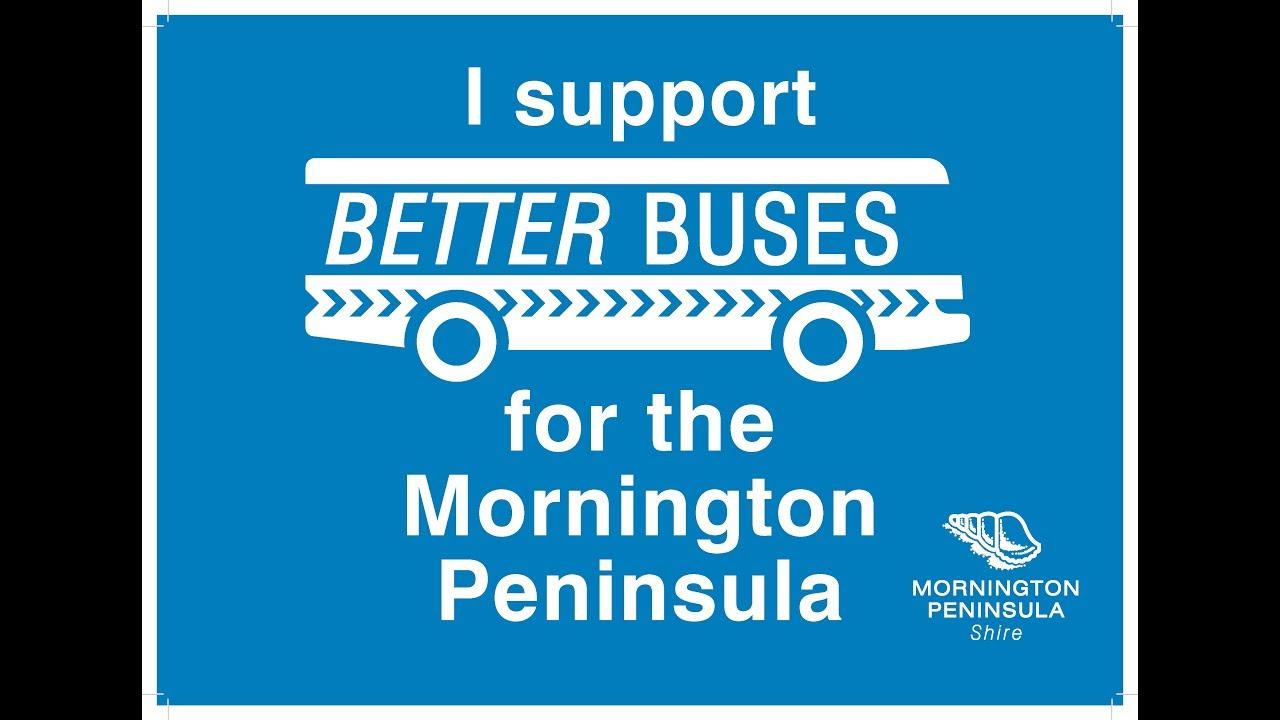 Better Buses for the Mornington Peninsula - Mornington