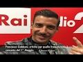 Francesco Gabbani, critiche per quella frase durante il concerto del 1 Maggio