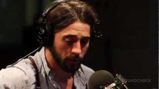 "Ryan Bingham: ""Western Shore,"" Live On Soundcheck"