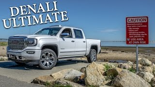 2017 GMC Sierra Denali Ultimate - Quick Look!