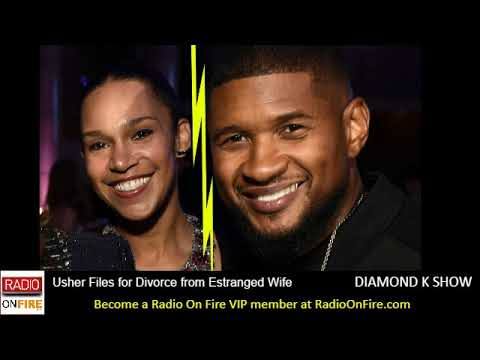 Usher Files For Divorce From Wife #2 Mp3