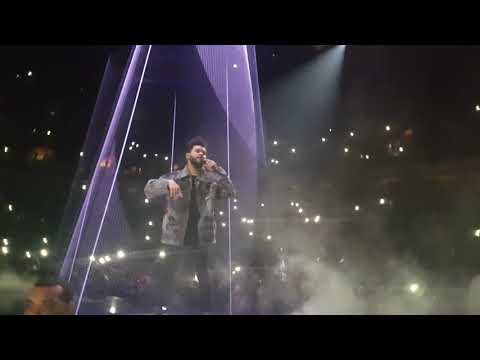 Weeknd Live in Vancouver -Starboy Oct 5h UHD