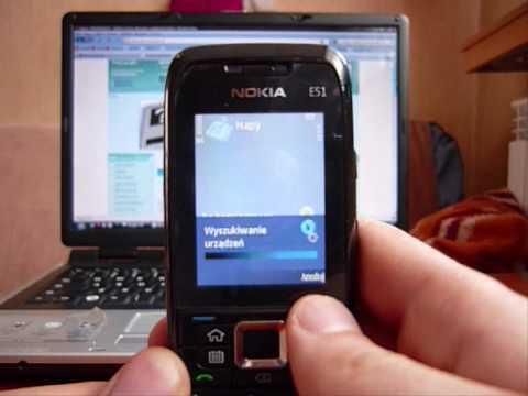 Wideoprezentacja Nokia E51. InfoNokia.pl