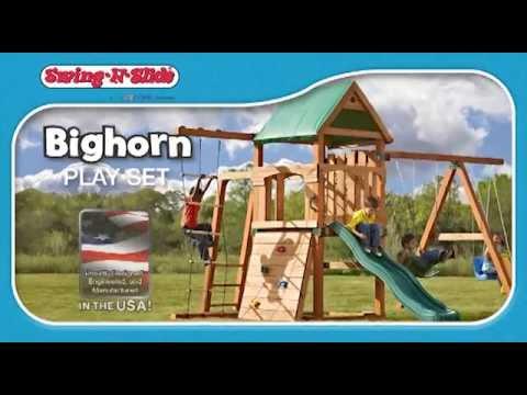 Timber-Bilt Bighorn by Swing-N-Slide