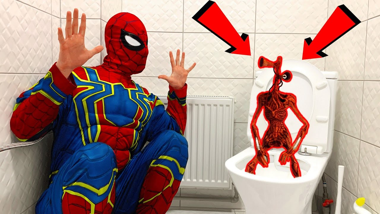Spider-Man Problems İn Real Life #2