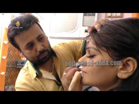 Great Make Up Artist Sharad Nagar New beauty technique In Make Up.... Watch